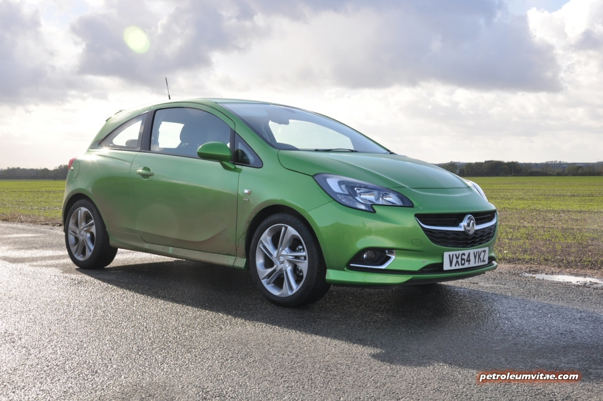 New-for-2015 Vauxhall Corsa: first impressions