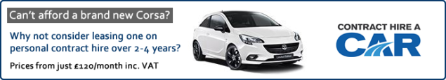 New Vauxhall Corsa 1.4 personal contract hire and leasing PCH deals offers - VC
