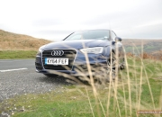 A3 1.4 TFSI CoD S line 150 PS manual full road test blogger review - photo - front reeds