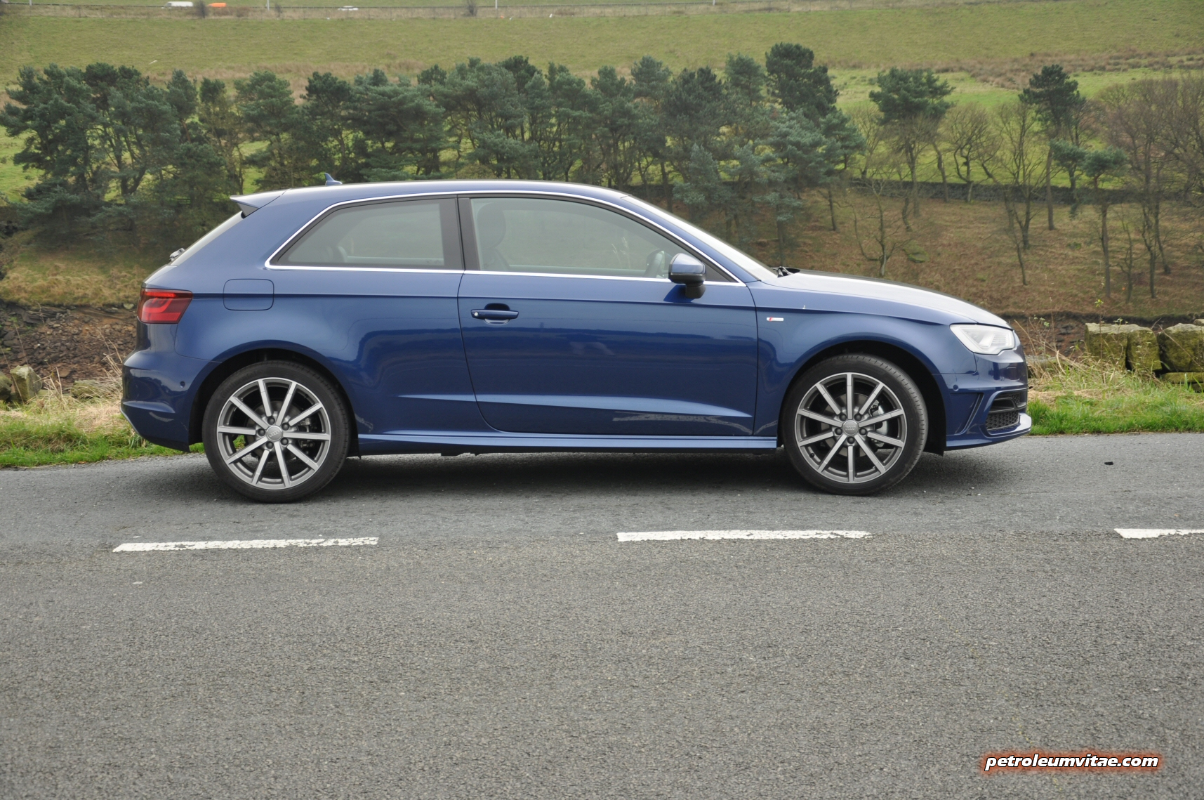 Audi A3 1.4 TFSI CoD S-Line Full Road Test Review ...
