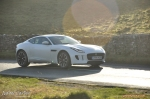 2014 3.0 litre V6 Supercharged Petrol 340PS Jaguar F-Type Coupe road test review blogger - photo - driven 13