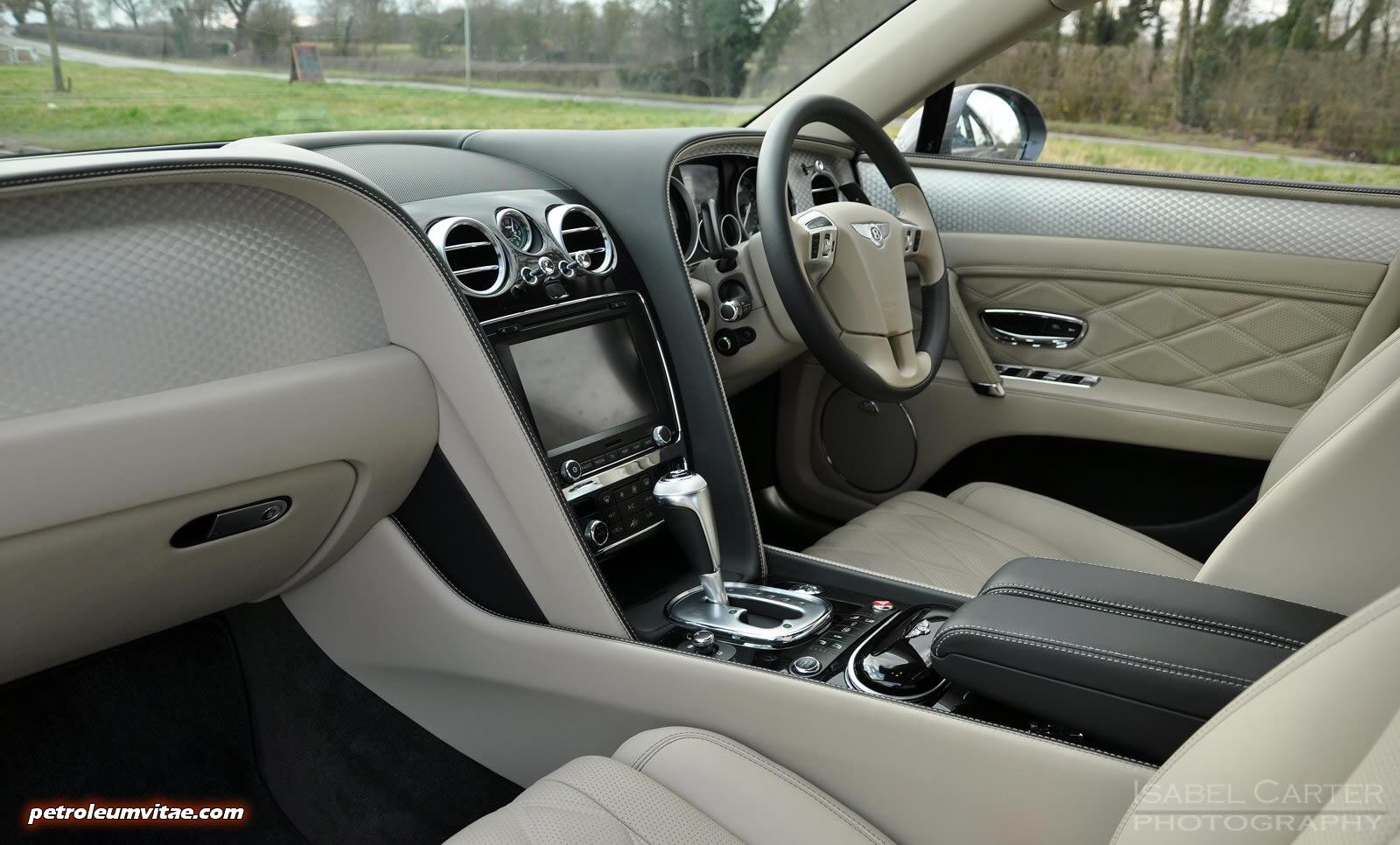 The Bentley Flying Spur V8 Mulliner S Subtleties Explored Petroleum