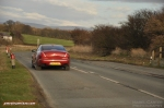 2014 2015 Jaguar XJR full road test review report blogger automotive writer freelance published motoring journalist Oliver Hammond photographer Isabel Carter - driving 3
