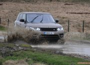 2015 Range Rover Sport SDV6 HSE Dynamic road test review report freelance motoring automotive journalist Oliver Hammond Manchester blogger wallpaper photo - mud splash 1