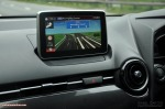 All-new 2015 Mazda2 1.5 90PS SE-L Nav full road test review evaluation report, freelance motoring blogger automotive journalist Oliver Hammond, wallpaper gallery photo - multimedia