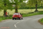 All-new 2015 Mazda2 1.5 90PS SE-L Nav full road test review evaluation report, freelance motoring blogger automotive journalist Oliver Hammond, wallpaper gallery photo - rear corner
