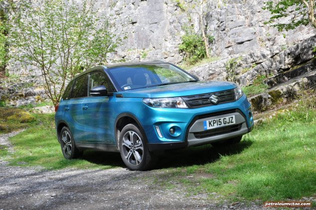 New 2015 Suzuki Vitara compact small SUV first drive UK review report blogger journalist automotive motoring writer wallpaper photos diesel petrol spec price rivals photo 01