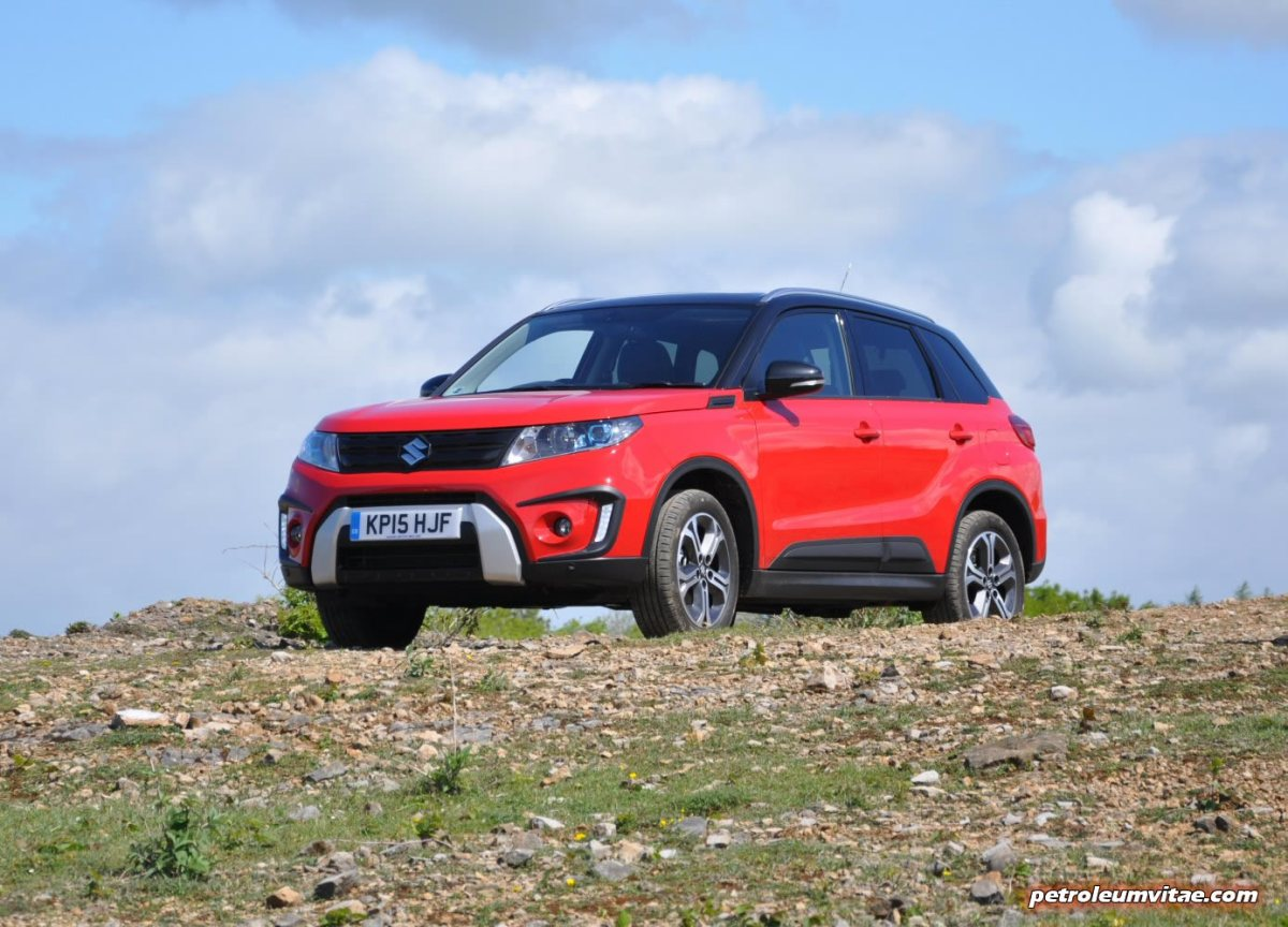 New 2015 Suzuki Vitara first drive: a de rigueur move, well executed