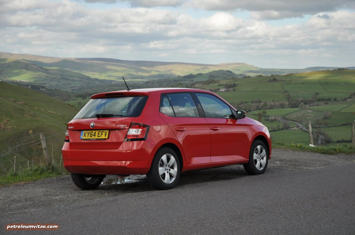 The new ŠKODA Fabia – a practically-packaged blend of metro and mature