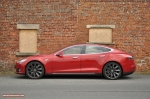 Tesla Model S 85 rear full road test review freelance journalist blogger Oliver Hammond - wallpaper image gallery - wall1