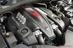 2014-15 6th generation Maserati Quattroporte GTS road test review report compare rivals blog journalist Hammond gallery photos wallpaper spec - Ferrari built V8 engine