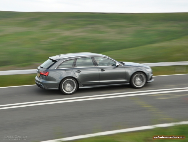 2015 Audi RS6 C7 Avant full road test review report group test comparison M5 E63 XFR-S Sportbrake estate journalist writer motoring freelance Hammond blogger wallpaper - driving2