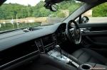 2015 Porsche Panamera Diesel road test review comparison journalist blogger Oliver Hammond magazine - wallpaper photo - interior