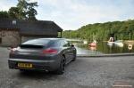 2015 Porsche Panamera Diesel road test review comparison journalist blogger Oliver Hammond magazine - wallpaper photo - rear spoiler