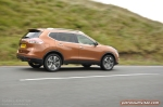 2015 Nissan X-Trail Tekna dCi 130 2WD diesel manual road test review comparison wallpaper photo 12