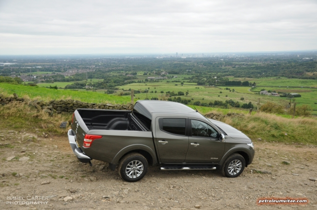 New Mitsubishi L200 Warrior Series 5 road test review - photo 01