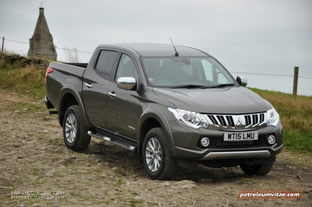 New Mitsubishi L200 Warrior Series 5 road test review - photo 03