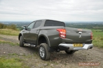 New Mitsubishi L200 Warrior Series 5 road test review - photo 06