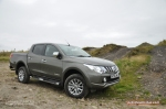 New Mitsubishi L200 Warrior Series 5 road test review - photo 07