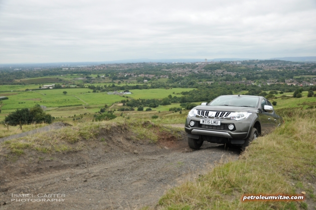 New Mitsubishi L200 Warrior Series 5 road test review - photo 08