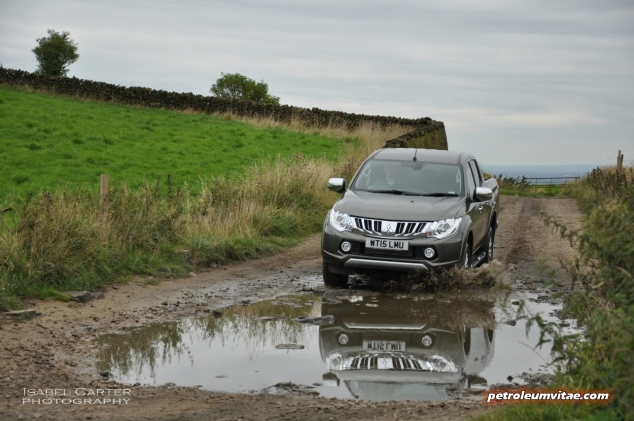 New Mitsubishi L200 Warrior Series 5 road test review - photo 13