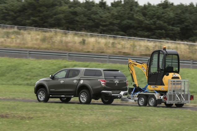 New Mitsubishi L200 Warrior Series 5 road test review - photo 19