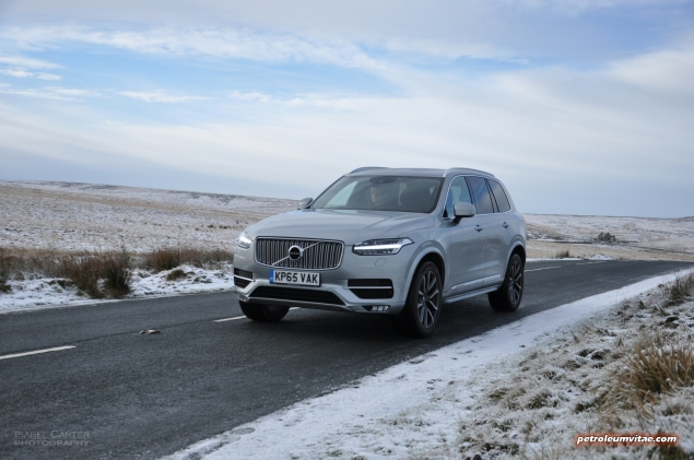 New Volvo XC90 D5 Inscription road test review, Oliver Hammond, Petroleum Vitae - exterior1