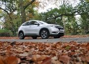Road test review of new 2016 Honda HR-V 1.6 i-DTEC EX manual - side