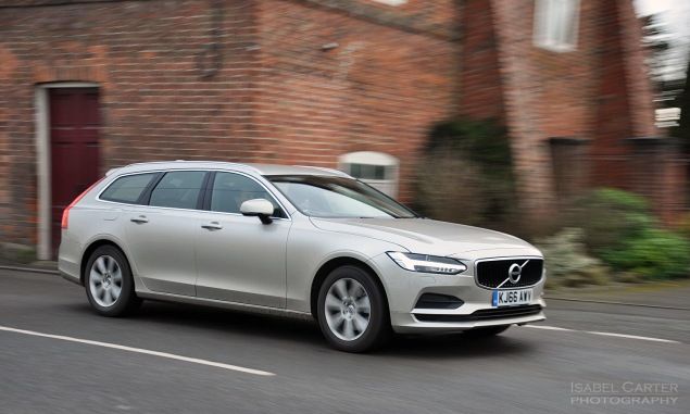 Oliver Hammond road test review Volvo V90 D4 Inscription blogger copywriter Cheshire Crewe Petroleum Vitae wallpaper 01