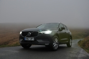 Oliver Hammond motoring blogger car reviews Petroleum Vitae blog - new Volvo XC60 D4 Momentum Pro - Thors Hammer front DRLs