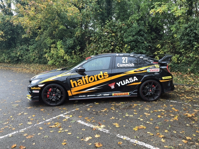 Danielle Bagnall Honda Civic Type R BTCC replica road test review journalist blog