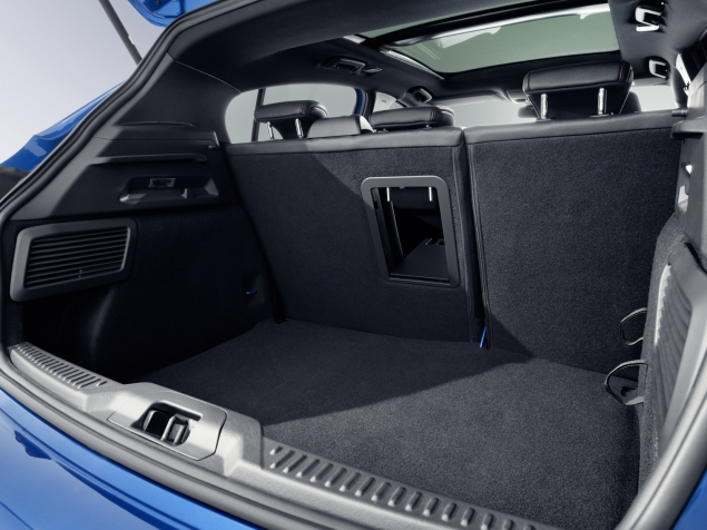 Boot space in new 2019 Ford Focus hatch back